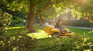 Maintaining the Campus Landscape