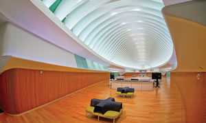 Higher Education Building Trends