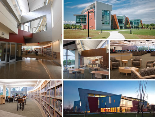 Tidewater Community College: Joint-Use Library -- Spaces4Learning