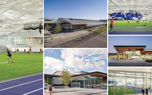 Middlebury College: Virtue Field House and Athletic District Master Plan