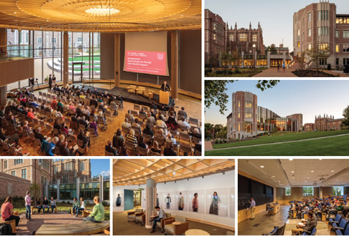 Washington University: Hillman Hall