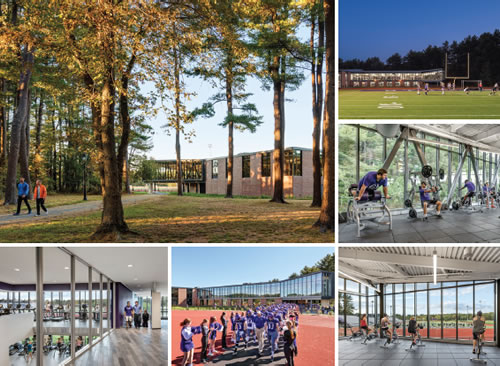 Stonehill College: Sally Blair Ames Sports Complex