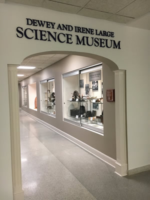 Berry College science museum