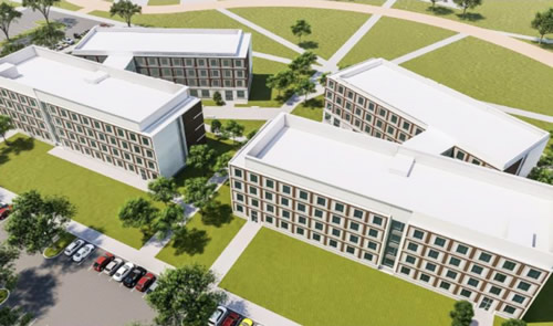 FAMU New Residence Hall