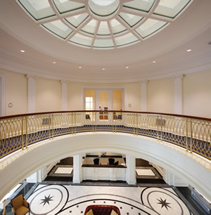 Christopher Newport Hall at Christopher Newport University