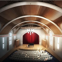 Berry College Ford Auditorium