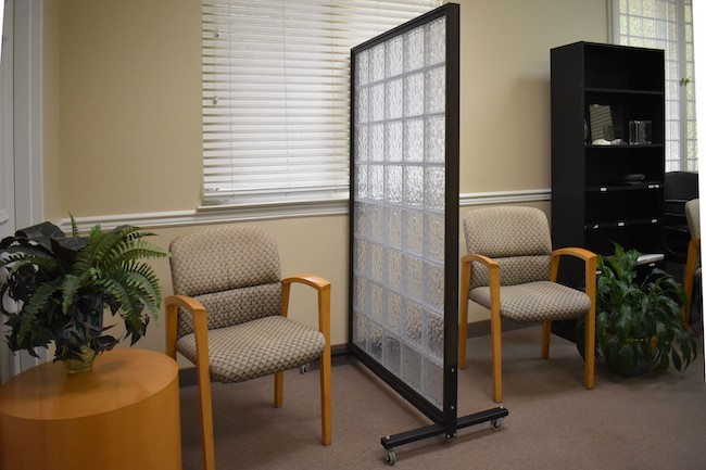 Hy-Lite's rolling privacy panel.