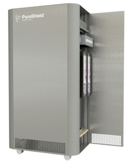 Northwestern has acquired several PuraShield Smart 1000 Cabinets from Purafil.