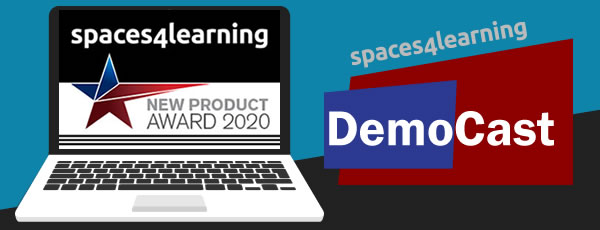 2020 Spaces4Learning New Product Award Winners DemoCast