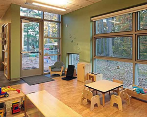Hort Woods Child Development and Lab School