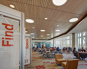 Mary Idema Pew Library Learning & Information Commons