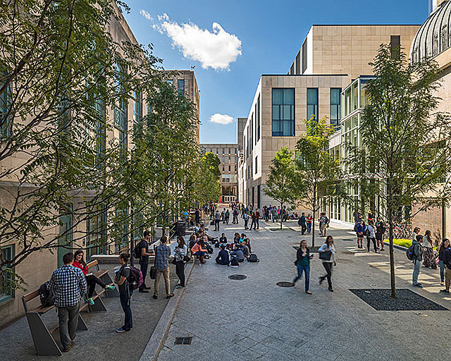 Boston University School of Law Sumner M. Redstone Building