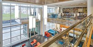 John Stewart Memorial Library and Lenfest Learning Commons