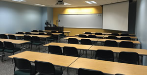 Johnson County Community College Classrooms
