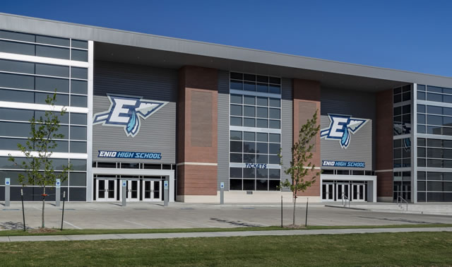 Enid High Performance Arts and Athletics Center
