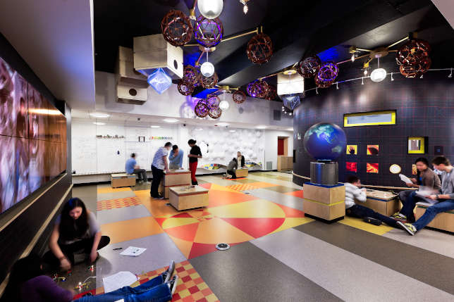 Immersive Learning Environments: An Untapped Resource for Differentiated Learning