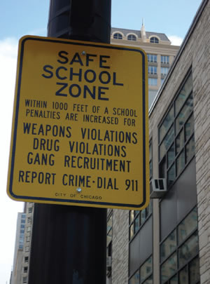 Safe School Zone