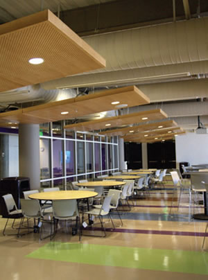 School Cafeterias 2.0 -- Spaces4Learning