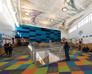 Innovative E-12 campus targets early childhood development