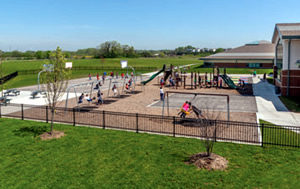 Playgrounds Outdoor Learning