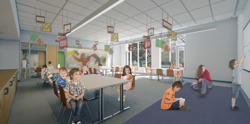 Education interiors