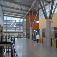 School designed with health in mind
