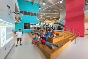 Learning Studios and Classroom Design