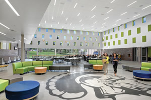 well designed learning spaces