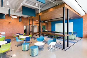 informal space for collaborative learning