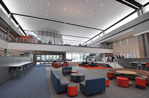 Alief Center for Advanced Careers collaboration space