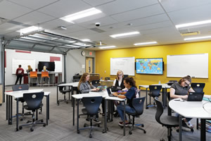 modernizing school buildings