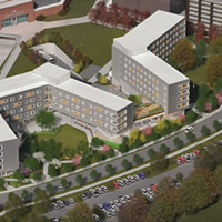 Arkansas Residence Hall