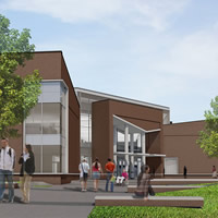 University of Northern Colorado Readies New Campus Commons