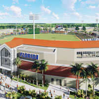 Florida Baseball Stadium