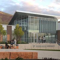 Weber State University Engineering Building
