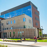 Ball State University Health Professions Building 200