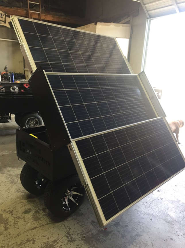 District Solar Deal Includes Learning Wagons