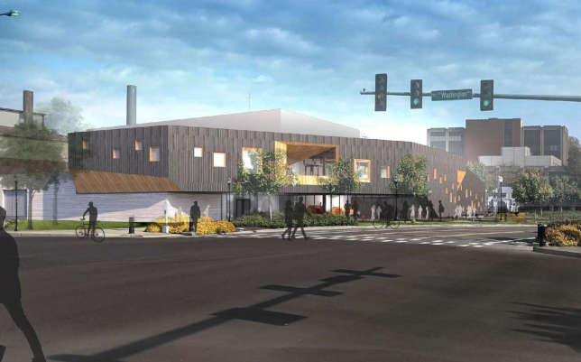Oregon State to Add Arts and Education Complex