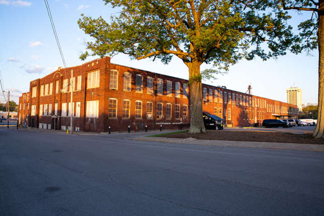 U Kentucky College of Design Shares Plans for Tobacco Warehouse Renovation