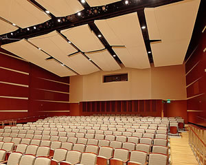 Swarthout Recital Hall