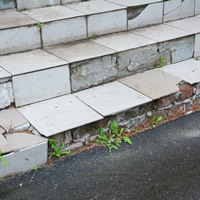 deferred maintenance at school steps