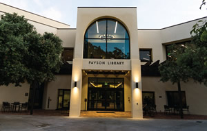 Payson Library and Pendleton Learning Center Remodel/Renovation
