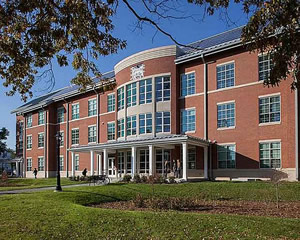 Berea College Deep Green Residence Hall