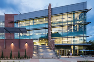 Colorado State University Biology Building