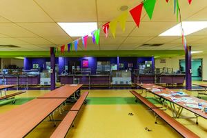 New Lane Elementary School Cafeteria & Library Renovation