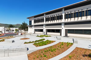 SLO Campus Instructional Building