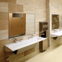 restroom design trends