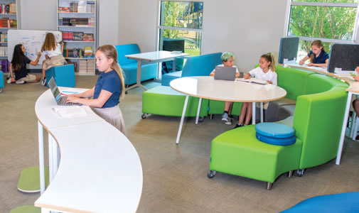 adaptable educational space