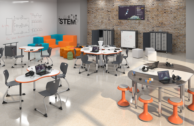 K 12 Education Environments Spaces4learning