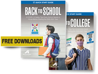 Back to School and College Quick Start Guide